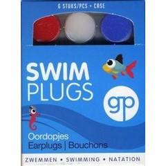 Get Plugged Schwimmstopfen 3 Paar