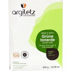 Argiletz Ton super fein grün 300 Gramm