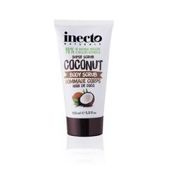 Inecto Naturals Körperpeeling Kokosnuss 150 ml