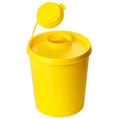 Brocacef Nadelbehälter mittelgelb 1,7 Liter