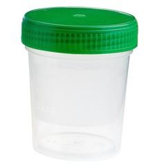 Comfort Urinbehälter mit Schraubverschluss 100 ml 3 Stk