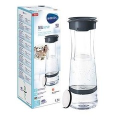 Brita Füllen und servieren Sie Mind Water Filter Karaffe frisch schwarz 1 Stk