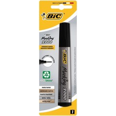 BIC Permanenter Marker schwarze Blase 1 Stk