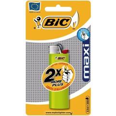 BIC J26 Maxi Feuerzeug Blister 1 Stck