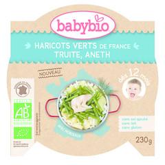 Babybio Mon Petit Flat Bean Forelle 230 Gramm