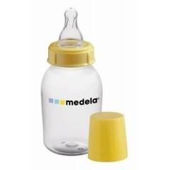 Medela Milchflasche langsam fließen Zitze 150 ml