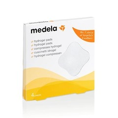 Medela Hydrogel-Pads 4-tlg