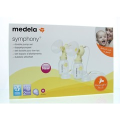 Medela Symphony Pump Set Doppel M 1 Set