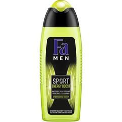 FA Männer Duschgel Sport Double Power Boost 250 ml
