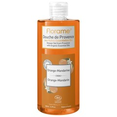 Florame Duschgel Orange / Mandarine 500 ml