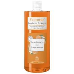 Florame Duschgel Orange / Mandarine 1 Liter