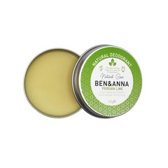 Ben & Anna Natürliches Deodorant Creme Perser Limette 45 Gramm