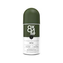 8X4 Deodorantwalze Nr. 8 männlich 50 ml