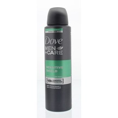 Dove Deodorant Spray Männer empfindlichen Schild 150 ml