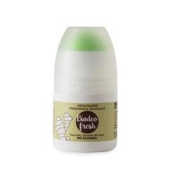 La Saponaria Deodorant Bio frischer Tee Ingwer & Limette 50 ml