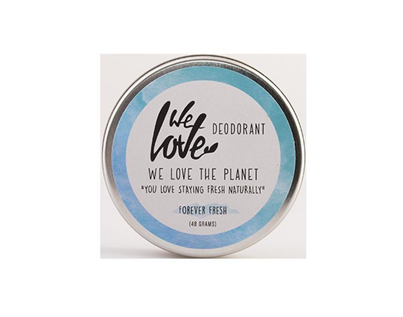 We Love We Love the Planet 100% natürliches Deodorant für immer frisch 48 Gramm