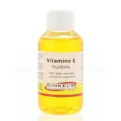 Ginkel's Vitamin E Hautöl 50 ml