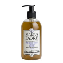Marius Fabre Lavendel mit Pumpe 400 ml einseifen