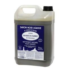 Marius Fabre Savon Noir Lavoir schwarze Seife Jerry Dose 5 Liter