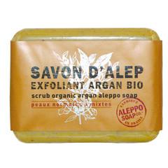 Aleppo Soap Co Aleppo Seife Peeling Argan Bio 100 Gramm