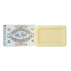 La Fare 1789 Seife extra glatte Calendula Bio 75 Gramm