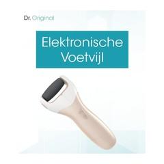 Dr Original Elektronische Fußfeile 1 Stck