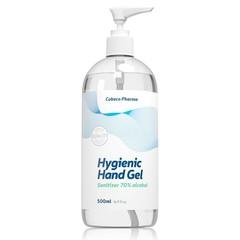 Cobeco Hygienische Handgelpumpe (70% Alkohol) 500 ml