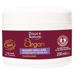 Douce Nature Haarmaske Kapillar Argan 200 ml
