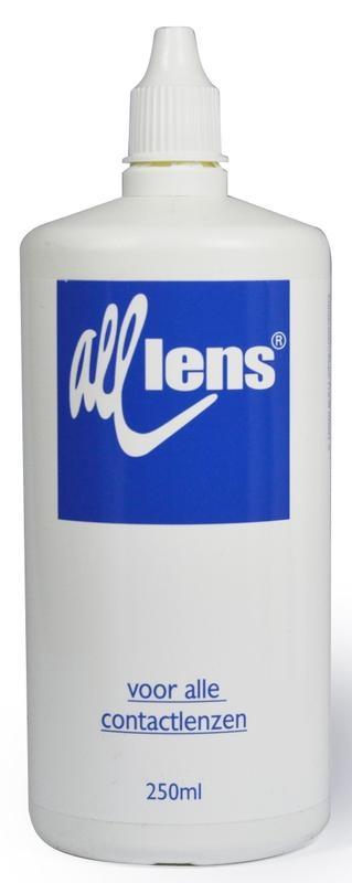 All Lens All Lens All-in-One-Kontaktlinsenlösung - alle Linsen 250 ml 250 ml