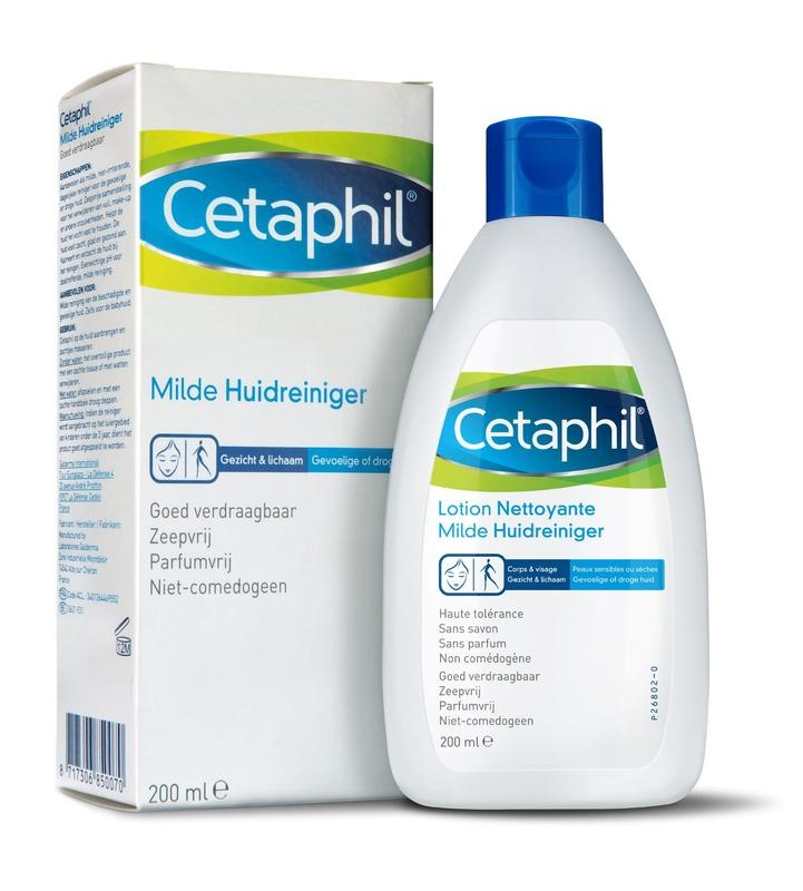 Cetaphil Cetaphil Milder Hautreiniger 200 ml 200 ml