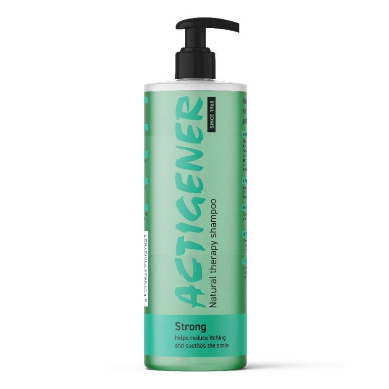 Actigener Actigener Shampoo stark 500 ml 500 ml