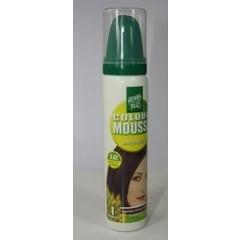 Henna Plus Farbmousse 3,67 Aubergine 75 ml