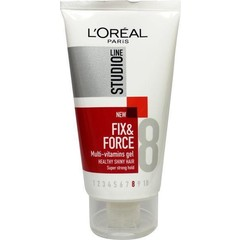 Loreal Fix & Force Multivitamin Gel 150 ml