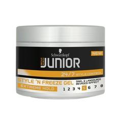 Junior Power Junior Style 'N Freeze Gel Level 5 200 ml