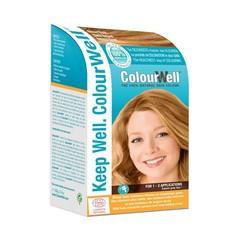 Colourwell 100% natürliche Haarfarbe natürlich blond 100 Gramm