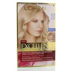 Loreal Exzellenz blond 03 Aschblond 1 Satz