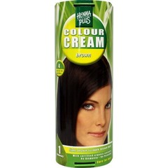 Henna Plus Farbe creme 4 braun 60 ml