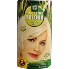 Henna Plus Lang anhaltende Farbe 10,00 Highlight blond 100 ml
