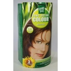 Henna Plus Lang anhaltende Farbe 6,35 Haselnuss 100 ml