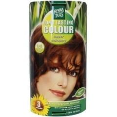 Henna Plus Lang anhaltende Farbe 6,45 Kupfer Mahagoni 100 ml