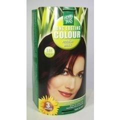 Henna Plus Lang anhaltende Farbe 2,66 rötlich schwarz 100 ml