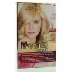 Loreal Excellence 10 Extra hellblond 1 Set