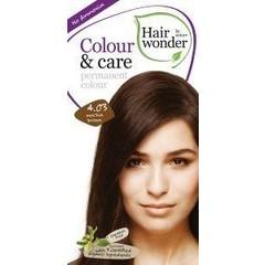 Hairwonder Farbe & Pflege 4.03 Mocca Braun 100 ml