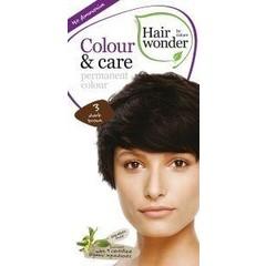 Hairwonder Farbe & Pflege 3 dunkelbraun 100 ml