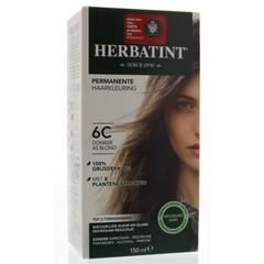 Herbatint 6C dunkel aschblond 150 ml