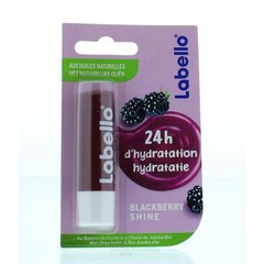 Labello Blackberry Shine Blister 4,8 Gramm