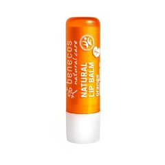 Benecos Lippenbalsam orange bio vegan 1 Stk