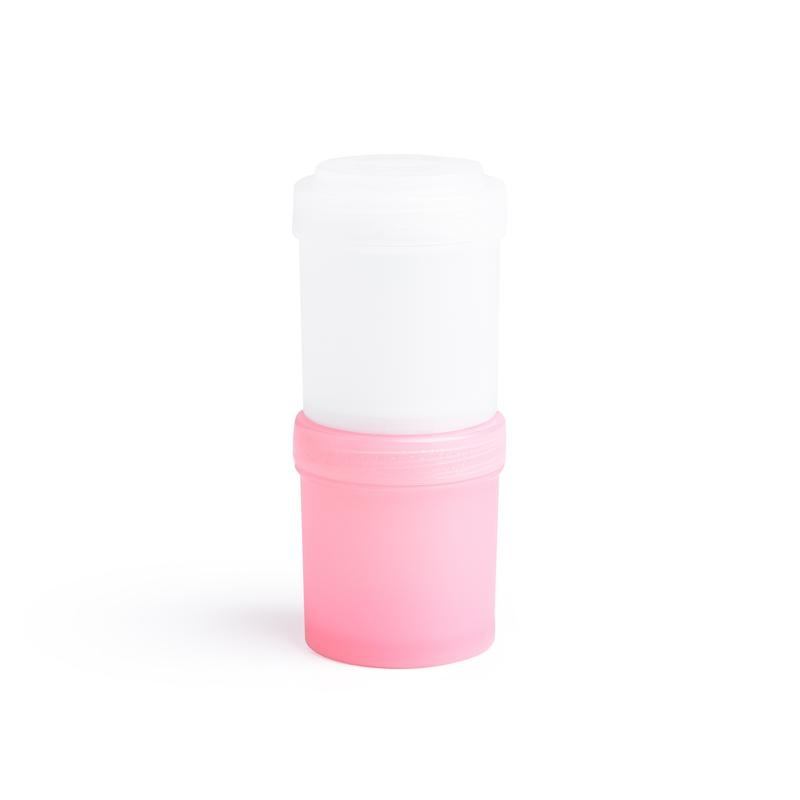 Herobility Herobility Herostorage 100 ml pink / weiß 2 Stk 2 Stücke