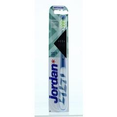 Jordan Zahnbürste einzelnes sauberes Medium 1 Stk