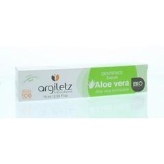 Argiletz Zahnpasta neutrale Aloe Vera 75 ml